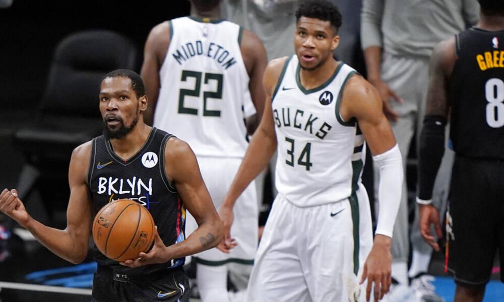 NBA Playoffs: Ο «τελικός» του Giannis
