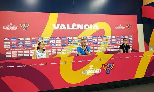 Εθνική Γυναικών: Η Παυλοπούλου παραδέχθηκε πως «δεν υπήρχαμε στο γήπεδο»!