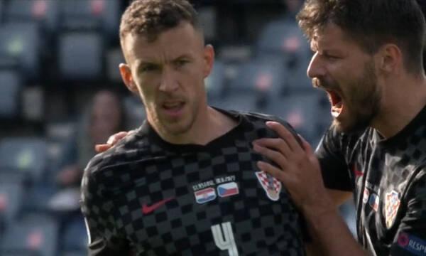 Euro 2020: «Ζωγραφιά» από Πέρισιτς, «ζωντανοί» οι Κροάτες (video)