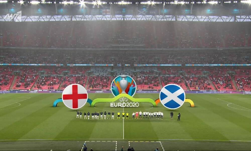 Euro 2020: Η «λευκή» ισοπαλία στο βρετανικό ντέρμπι (photos+video)
