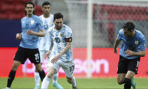 Copa America: «Ζωγράφισε» ο Μέσι - Νίκησε η Αργεντινή (video+photos)