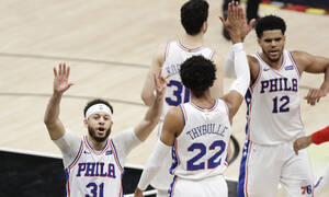 NBA: Έγραψαν ιστορία οι Κλίπερς - Game 7 για Σίξερς και Χοκς (videos+photos)