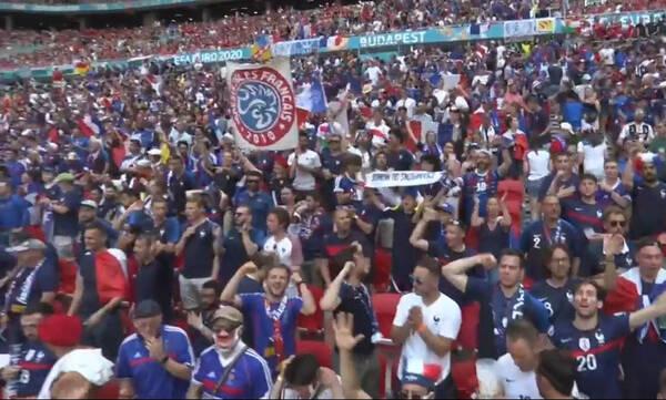 Euro 2020: Κατάμεστο το «Puskas Arena» στο ματς Ουγγαρία-Γαλλία! (video)