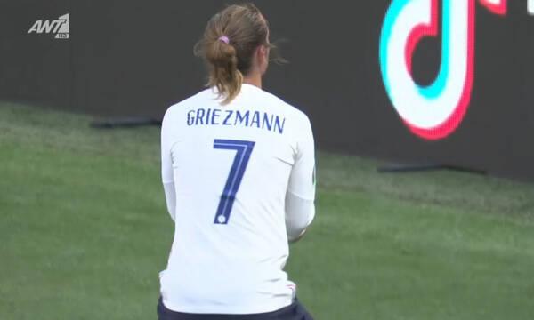 Euro: Βέλος ο Εμπαπέ κι ο Γκριεζμάν ισοφάρισε 1-1 για τη Γαλλία κόντρα στην Ουγγαρία! (video)