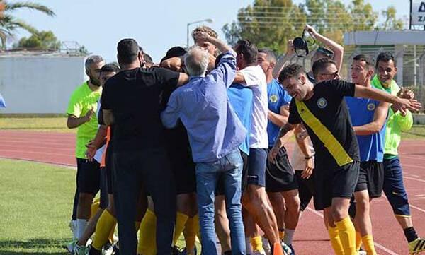 Γ' Εθνική: Τα τελικά αποτελέσματα των αγώνων του Σαββάτου (19/6)