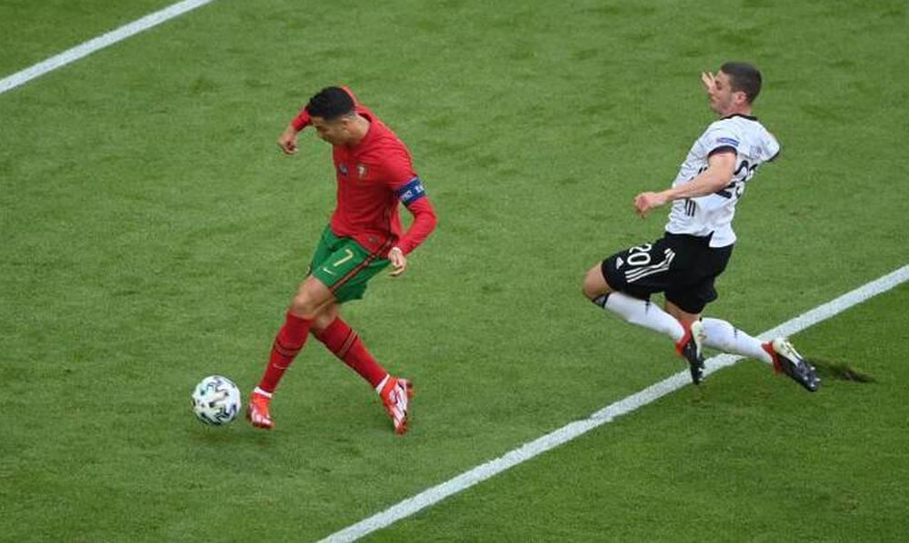Euro 2020: Απίθανη αντεπίθεση της Πορτογαλίας κι 1-0 με Κριστιάνο κόντρα στη Γερμανία! (video)