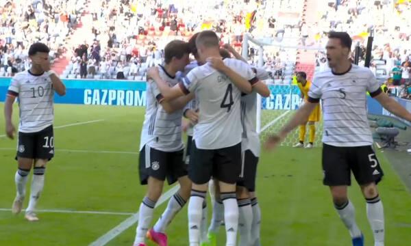 Euro 2020: ΑΠΙΣΤΕΥΤΟ – Δύο αυτογκόλ σε 4 λεπτά η Πορτογαλία και 1-2 η Γερμανία! (video)