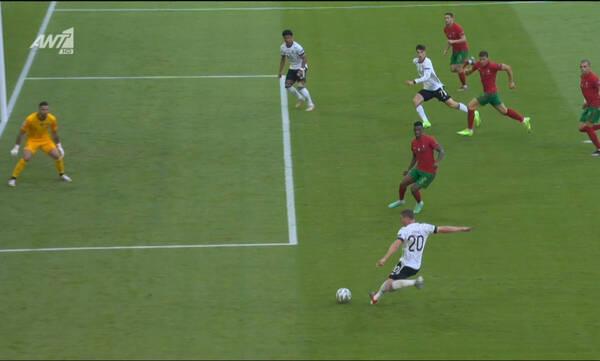 Euro 2020: Γκολ ο Χάβερτς για το 3-1 των Γερμανών επί της Πορτογαλίας (video)