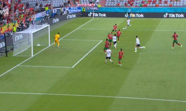 Euro 2020: Πάρτι της Γερμανίας κόντρα στην Πορτογαλία και 4-1 με τον Γκόσενς! (video)