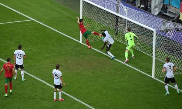 Euro 2020: Σημάδι ζωής η Πορτογαλία και 2-4 κόντρα στη Γερμανία με γκολ του Ζότα! (video)
