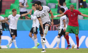 Euro 2020: Έτσι οι Γερμανοί ισοπέδωσαν την Πορτογαλία (photos+videos)