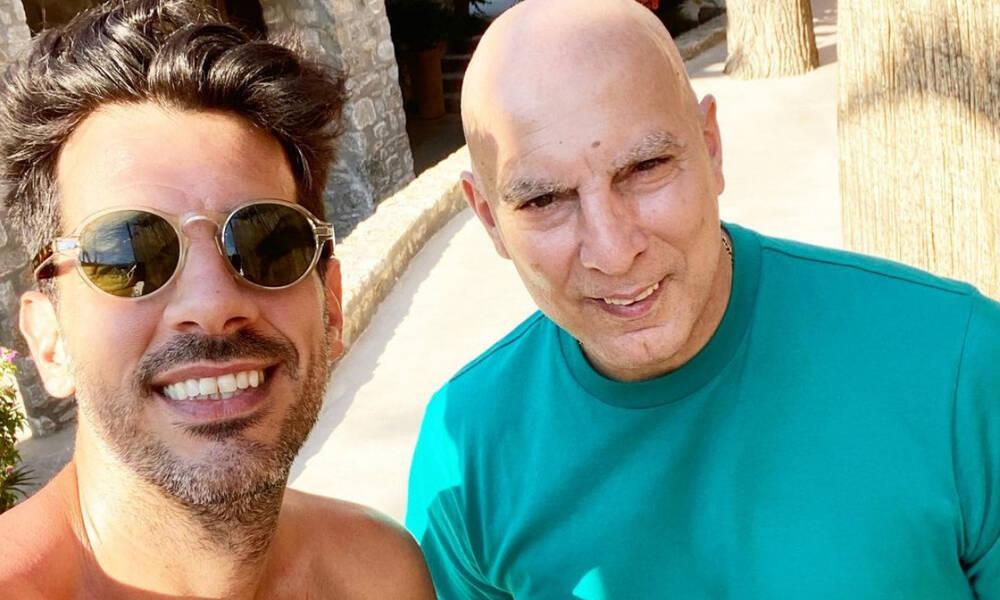 Θοδωρής Φέρρης: H selfie με τον Νίκο Γκάλη έγινε viral σε χρόνο dt