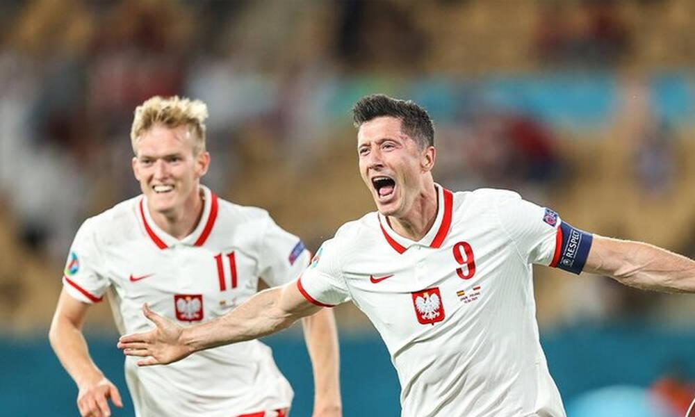 Euro 2020: Ισπανία-Πολωνία 1-1