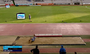 Ευρωπαϊκό Πρωτάθλημα Ομάδων Στίβου: Ανετη πρωτιά με 8,38μ. ο Τεντόγλου - Όλες οι επιδόσεις (videos)