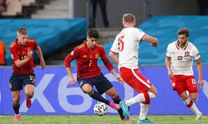 Euro 2020: Ισπανία-Πολωνία 1-1 – Τα highlights από το θρίλερ της Σεβίλλης!  (video)