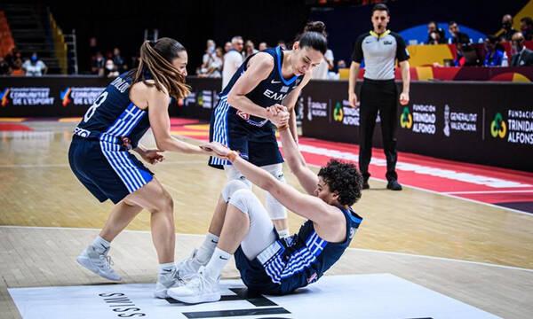 Εθνική μπάσκετ γυναικών: Μια τελευταία ζαριά