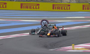 Formula 1: «Ιπτάμενος» Ολλανδός για τίτλο, «κατάπιε» τον Χάμιλτον στη Γαλλία (photos)