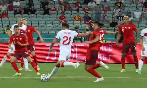 Euro 2020: Γκολάρες από Σακίρι, Καχβετσί και 3-1 η Ελβετία την Τουρκία! (videos)