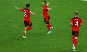 Euro 2020: Ελβετία-Τουρκία 3-1