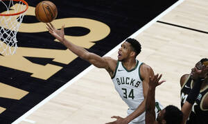 NBA: Το πρόγραμμα των Μπακς με τους Χοκς