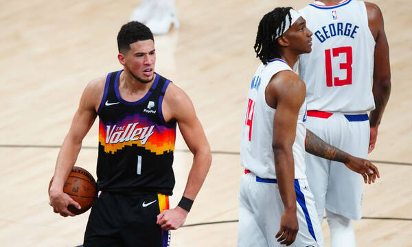 NBA: Πρώτο βήμα για Σανς (photos+video)