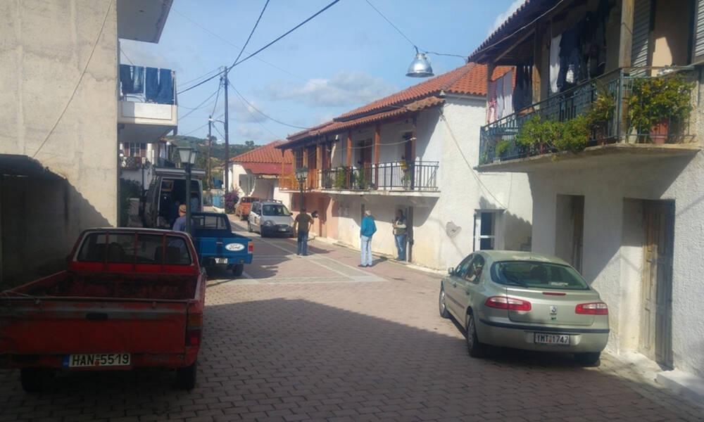 Ηλεία: Αεροσκάφος έπεσε στο χωριό Χαριά