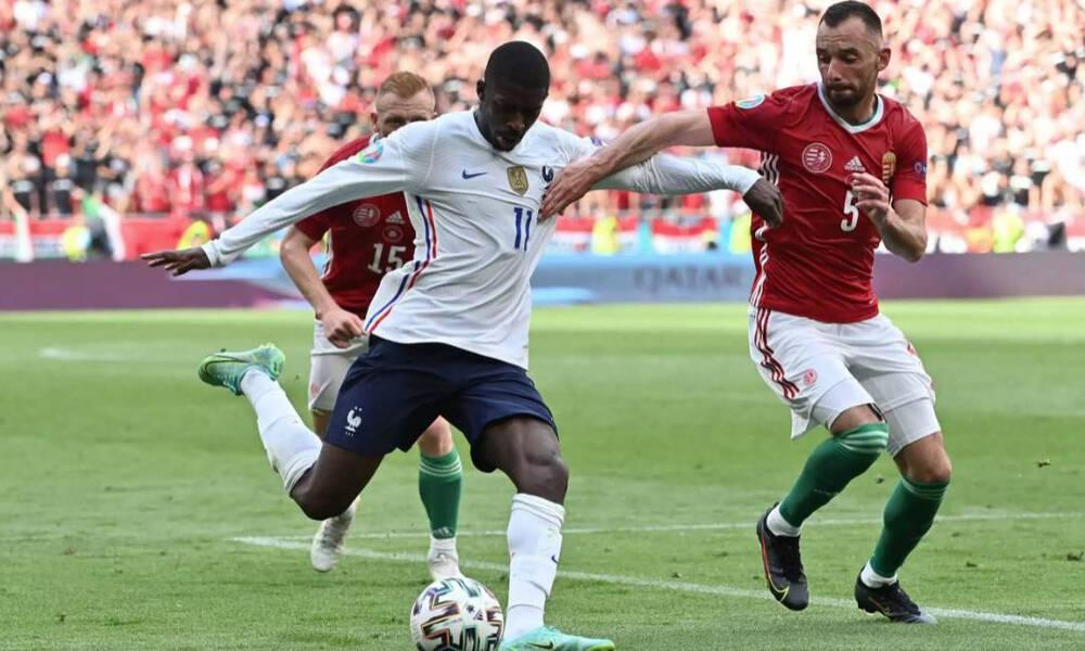 Euro 2020: Οριστικά εκτός διοργάνωσης ο Ντεμπελέ (photos)