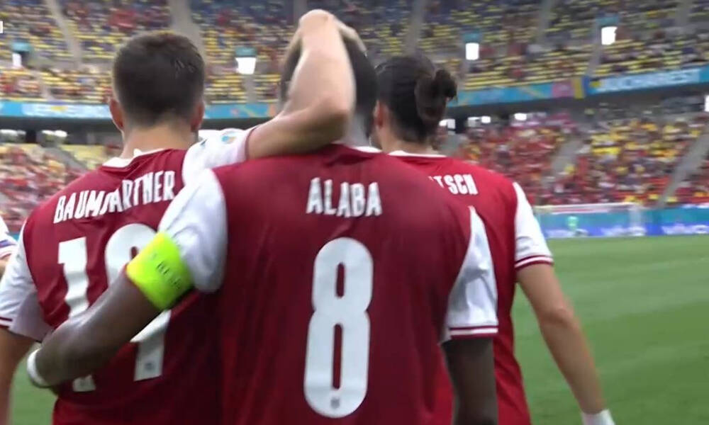 Euro 2020: Γκολ πρόκρισης η Αυστρία κόντρα στην Ουκρανία με Μπάουμγκαρτνερ! (video)