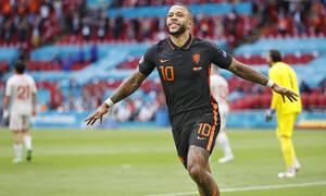 Euro 2020: Σκόπια - Ολλανδία 0-3