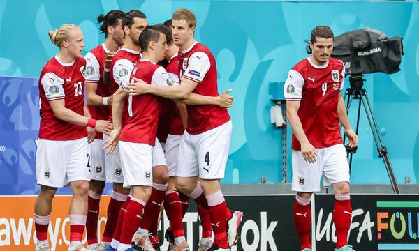 Euro 2020: Ουκρανία-Αυστρία 0-1