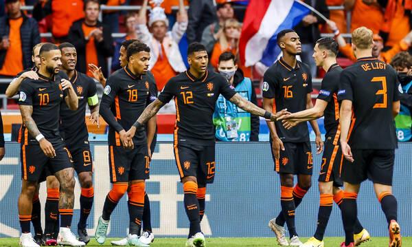 Euro 2020: Η βαθμολογία του Γ' ομίλου