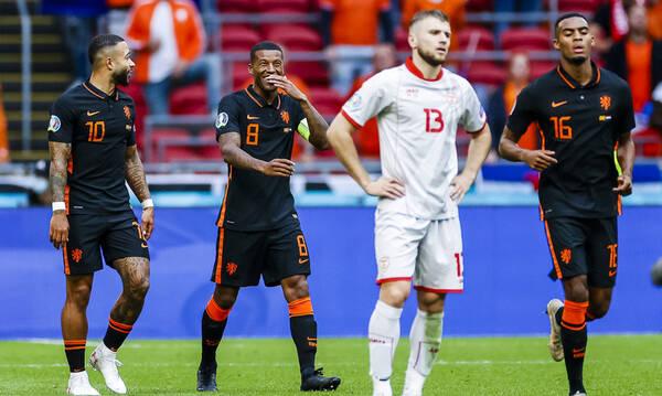Euro 2020: Σκόπια-Ολλανδία 0-3 - Τα highlights από τον... περίπατο των «οράνιε» (video)