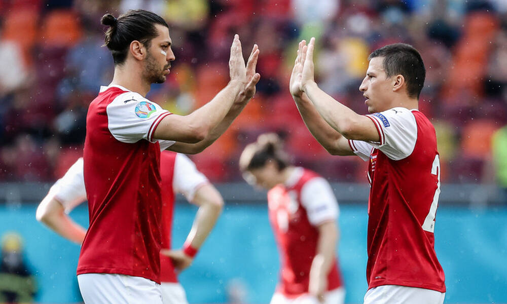 Euro 2020: Ουκρανία-Αυστρία 0-1: Έτσι πήρε την πρόκριση η ομάδα του Φράνκο Φόντα! (video)