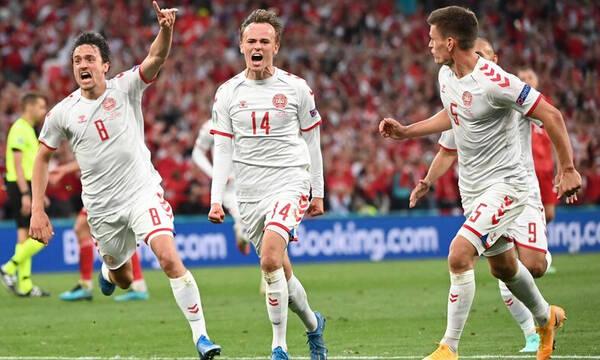 Euro 2020: Ρωσία-Δανία 1-4