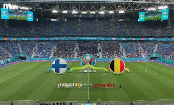 Euro 2020: Η εύκολη επικράτηση του Βελγίου (video)