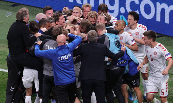 Euro 2020: Η βαθμολογία του Β' Ομίλου