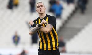 ΑΕΚ: Θέλει Βράνιες - Δεν παίζει μόνος ο Βόσνιος (photos)