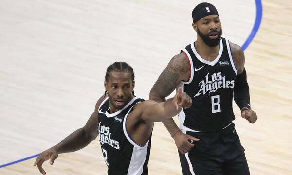 NBA: Με σημαντικές απουσίες στους τελικούς της Δύσης οι Κλίπερς (photos)