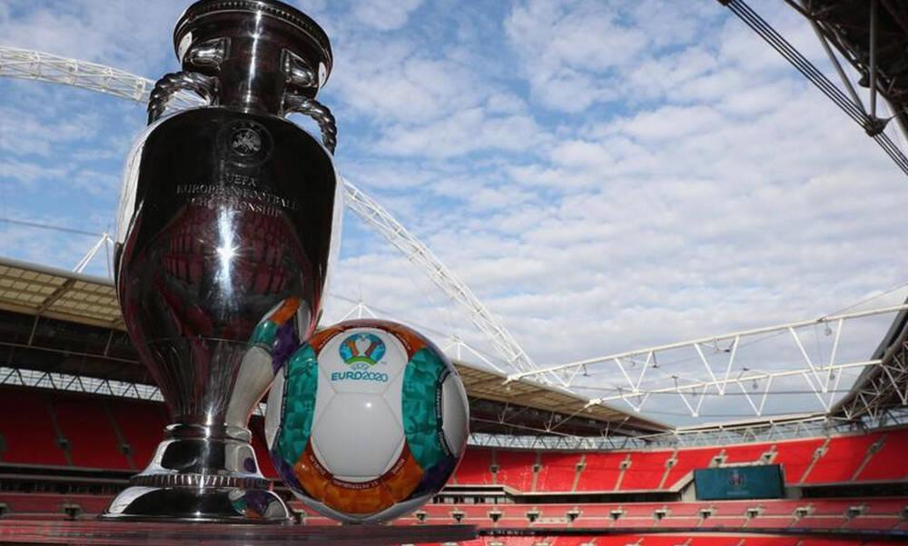 Euro 2020: Δεν αλλάζουν έδρα ημιτελικοί και τελικός - Πάνω από 60.000 θεατές στο Γουέμπλεϊ