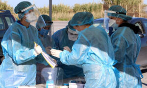 Κρούσματα σήμερα: 406 νέα ανακοίνωσε ο ΕΟΔΥ - 16 θάνατοι σε 24 ώρες, στους 277 οι διασωληνωμένοι