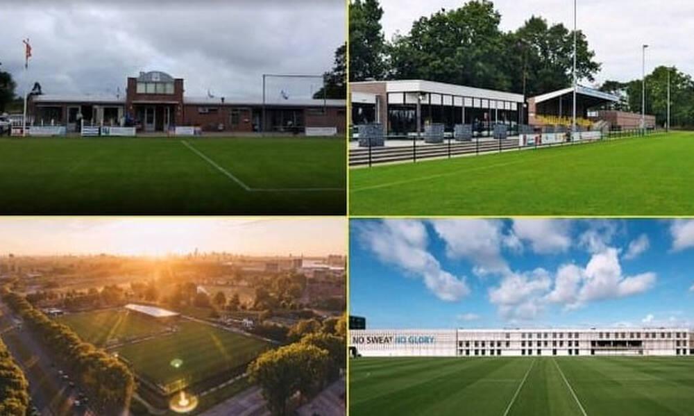 ΑΕΚ: Σε τέσσερα διαφορετικά γήπεδα τα φιλικά στην Ολλανδία