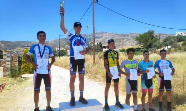 Ποδηλασία: Έξι Πρώτες θέσεις για τον ΣΥ. Φ. Α. Γέρακα στον Διασυλλογικό αγώνα ΜΤΒ στην Κάρυστο