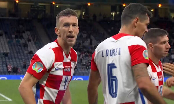 Euro 2020: Ο Μόντριτς «σέρβιρε» και ο Πέρισιτς σκόραρε για τους «16» (video)