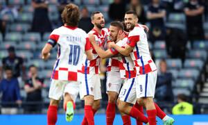 Euro 2020: Κροατία - Σκωτία 3-1 (videos)