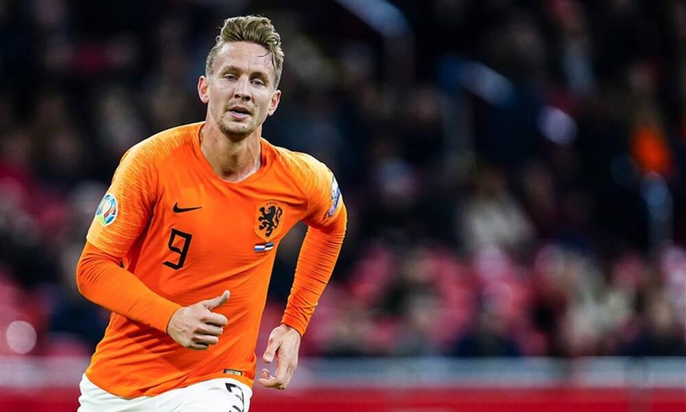 Euro 2020: Πλήγμα στην Ολλανδία με Ντε Γιονγκ