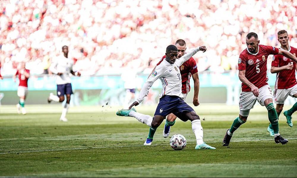 Euro 2020: Το συγκινητικό μήνυμα Ντεμπελέ μετά τον τραυματισμό του (photos)