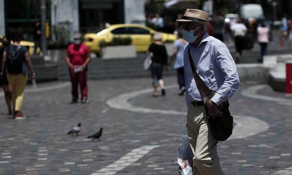 Άρση μέτρων - Χαρδαλιάς: Τέλος η μάσκα στους εξωτερικούς χώρους - Πού θα πρέπει ακόμα να τις φοράμε