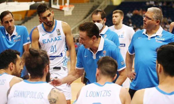 Εθνική Ελλάδας: «Κόπηκε» ο Λούντζης - Η τελική 12άδα για το Προολυμπιακό