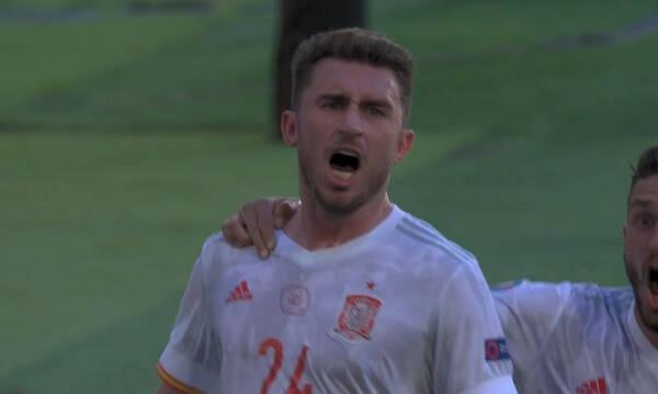 Euro 2020: Νέα γκάφα ο Ντουμπράβκα και 0-2 ο Λαπόρτ (video)