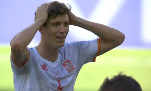 Euro 2020: Το απίθανο αυτογκόλ έφερε κατάρρευση - Ξέσπασμα και 0-5 η Ισπανία